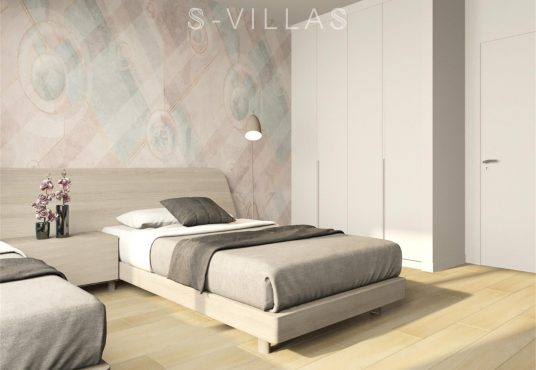 Camporrosso Village slaapkamer