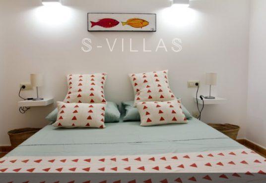 Jardines de Montecala slaapkamer