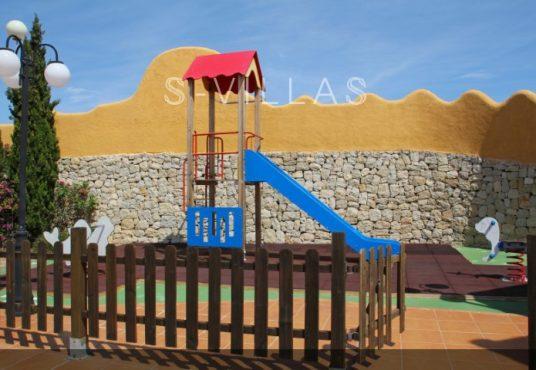 Jardines de Montecala speeltuin
