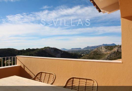 Jardines de Montecala balkon