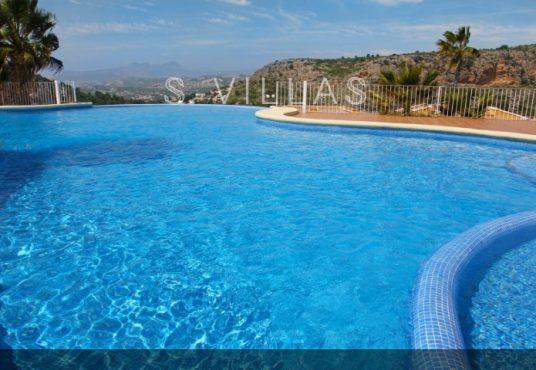 Jardines de Montecala zwembad