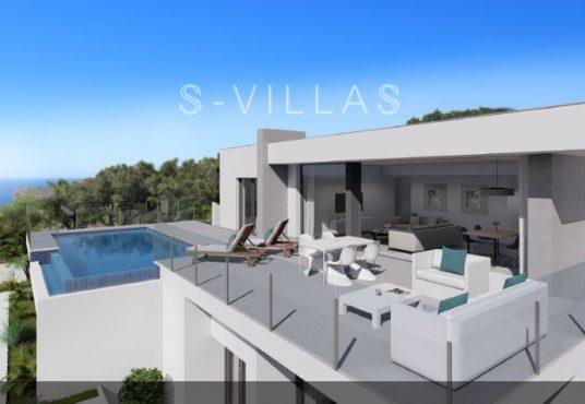 Lirios Design terras en zwembad
