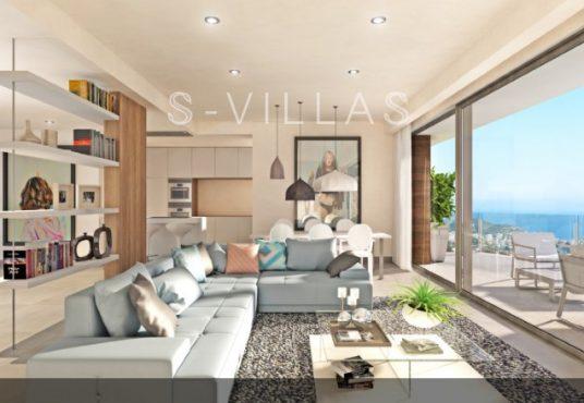 Lirios Design Cumbre del Sol living room
