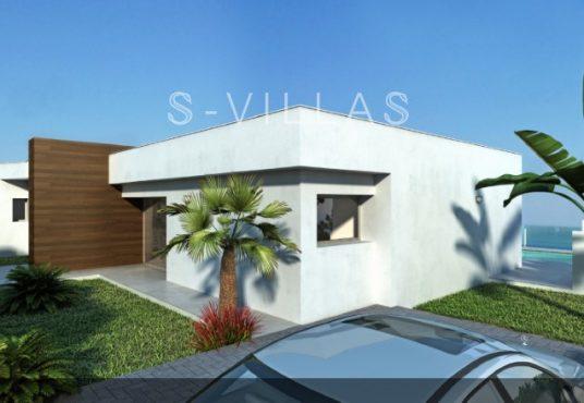 Lirios Design Cumbre del Sol garden