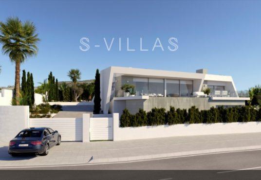 Nieuwbouwvilla Cumbre del Sol 1