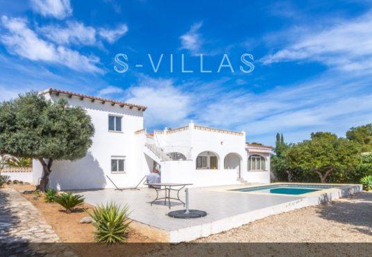 Villa te koop in Benissa Costa 1