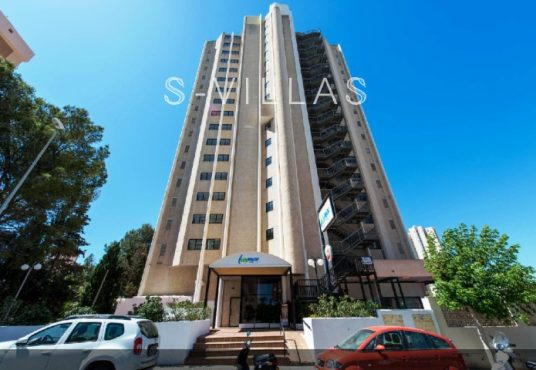Ideaal appartement voor verhuur Benidorm 1