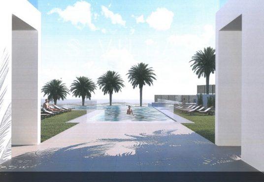 Polop Hills Villa Marina Social Club zeezicht