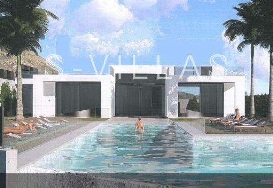 Polop Hills Villa Marina Social Club zwembad
