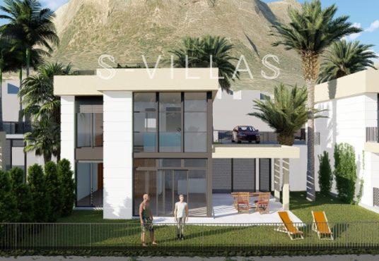 Polop Hills Villa Regina 1