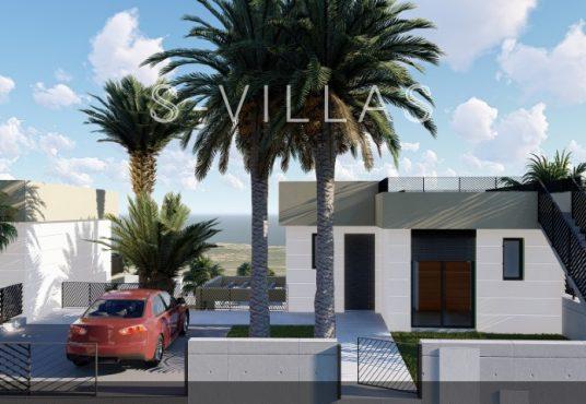 Polop Hills Villa Regina straat