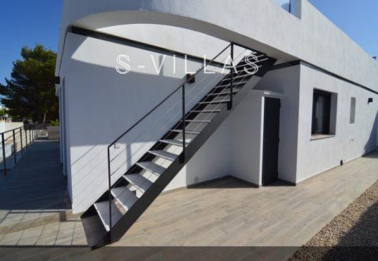Villa Arena access solarium