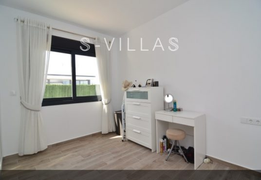 Villa Arena bedroom