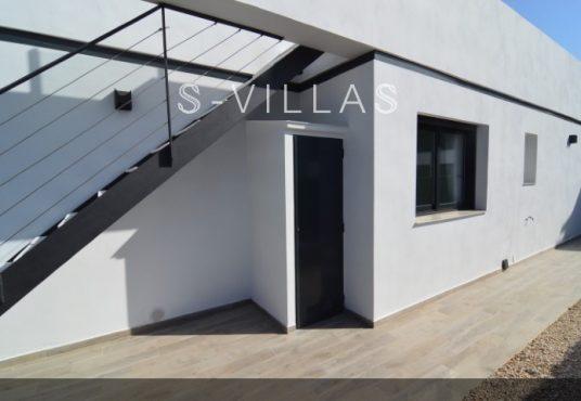 Villa Arena boiler storage