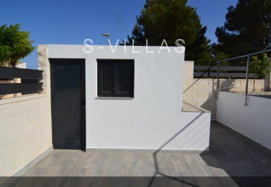 Villa Arena extra storage