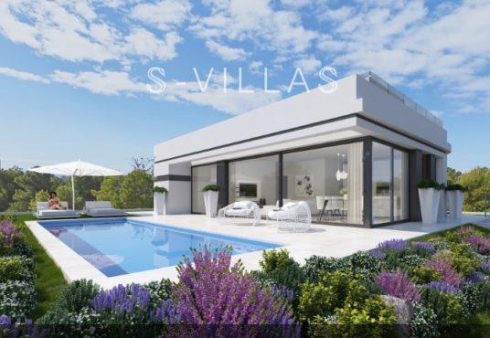 Villa Arena fachade render
