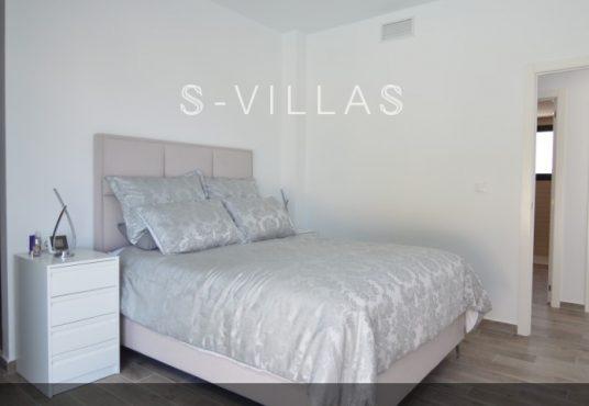 Villa Arena master bedroom