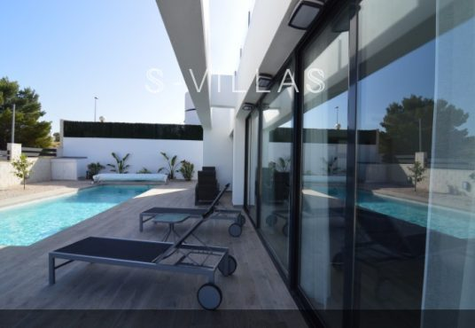 Villa Arena outdoor terrace