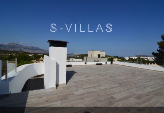 Villa Arena solarium