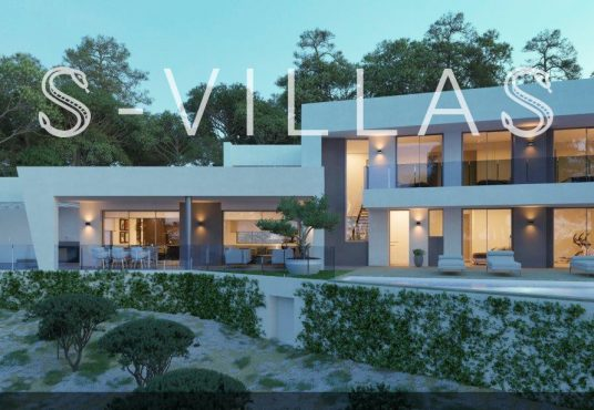 Villa Azalea, nieuwbouw in Altea 1