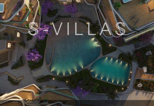 Allonbay Village zwembad avond