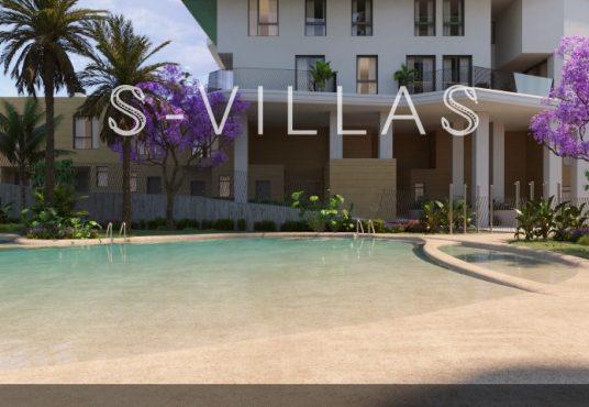 Allonbay Village zwembad diversen