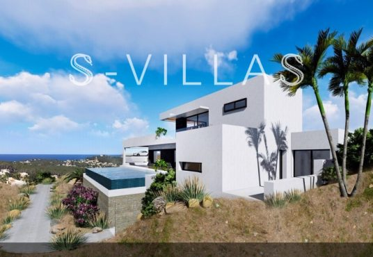 Nieuwbouw in Javea, Villa Antoinetta Dos 1