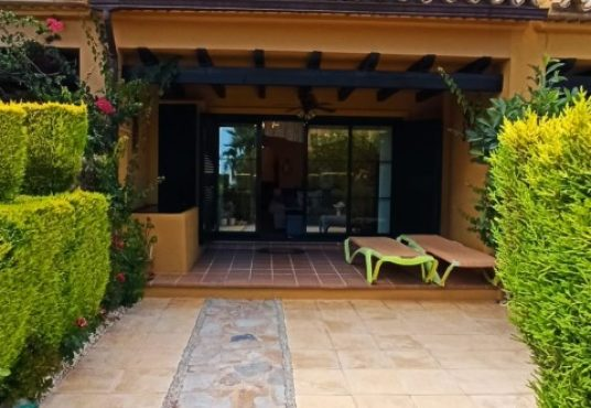 El Pinar Finestrat - Huis te koop achtergevel