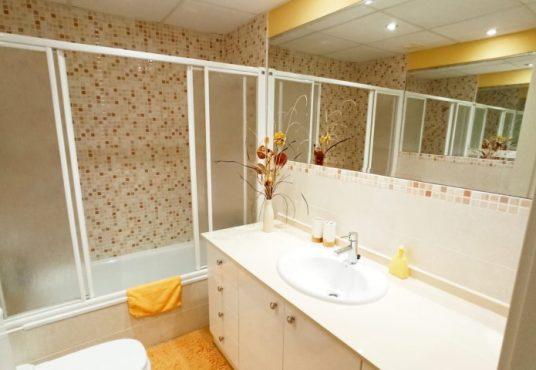 El Pinar Finestrat - Huis te koop badkamer