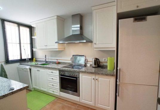 El Pinar Finestrat - Huis te koop keuken