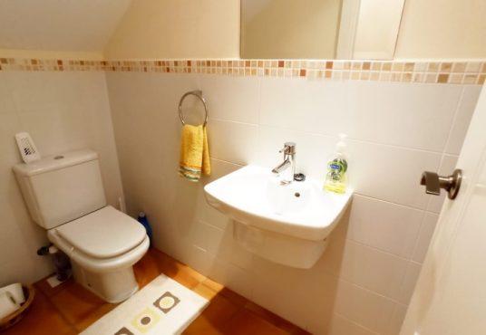 El Pinar Finestrat - Huis te koop toilet
