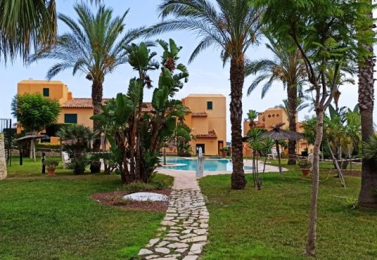 El Pinar Finestrat - Huis te koop tuin b
