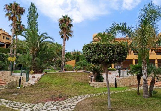 El Pinar Finestrat - Huis te koop tuinen
