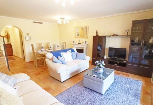 El Pinar Finestrat - Huis te koop woonkamer