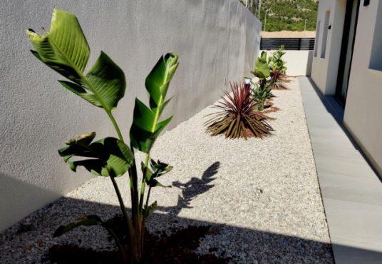K'IIN VILLAS exterieur tuin