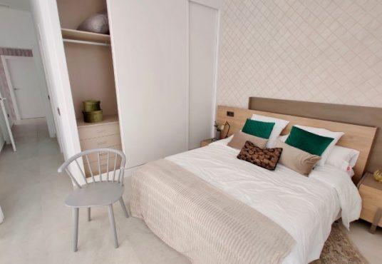 K'IIN VILLAS master bedroom