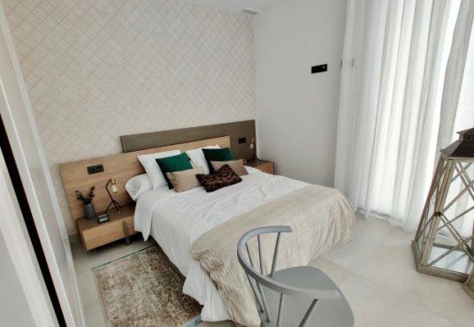 K'IIN VILLAS master bedroom b