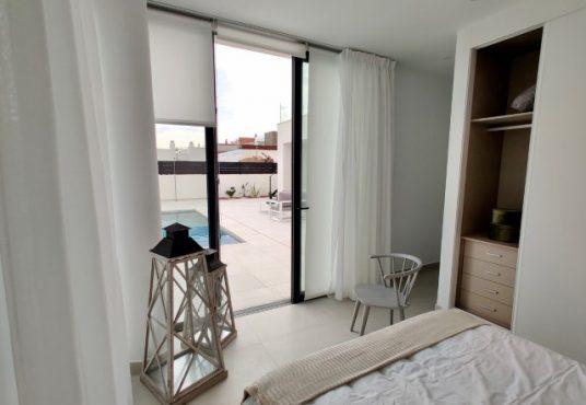 K'IIN VILLAS master bedroom d