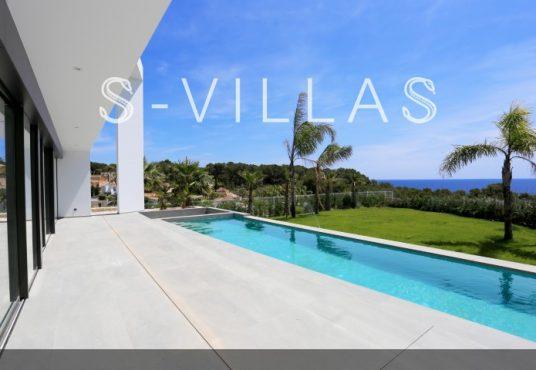 Moderne villa Benissa 1