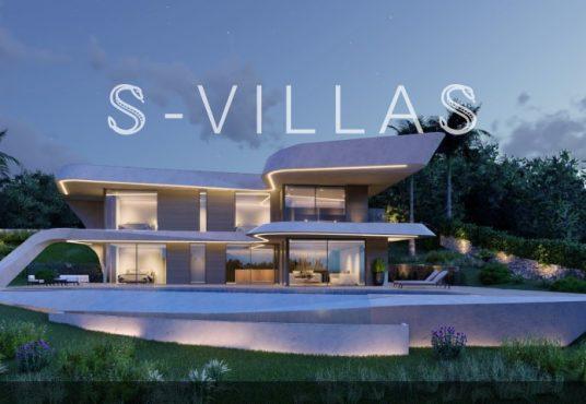 Te koop Villes del Vent, Javea 1