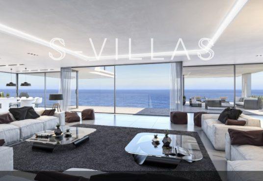 Villa Ariadna Javea living room