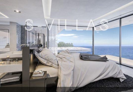 Villa Ariadna Javea master bedroom
