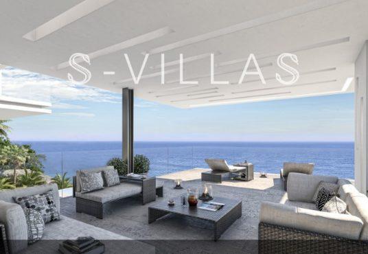 Villa Ariadna Javea terrace