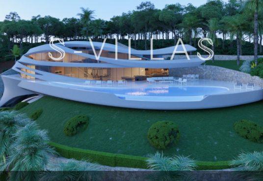 Villa Genesis Javea 1
