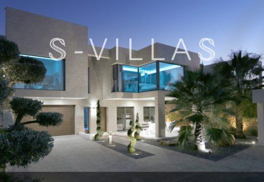 Villa Villes del Vent, Javea 1
