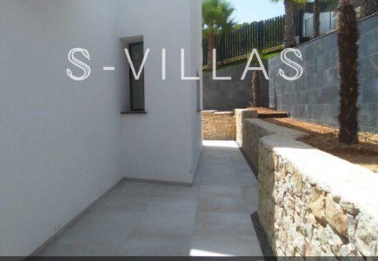 Javea Tossalet Villa te koop paden d