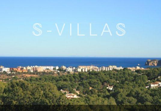 Javea Tossalet Villa te koop zeezicht