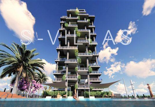 Silver Tower Calpe - Nieuwbouwappartementen te koop 1