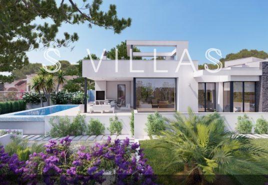 La Fustera villa te koop 1