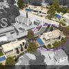 La Fustera villa te koop overzicht